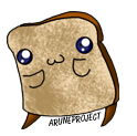 Cute toast by AruneProject