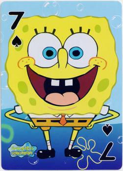 SpongeBob SquarePants 7 spades