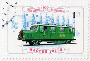 Railbus 1976