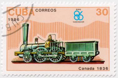 Canada 1836