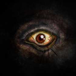 Zombie Eye by DrSulfurious