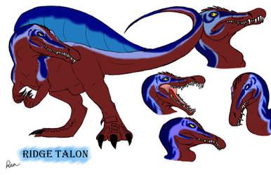 Ridge Talon - YCH Spino