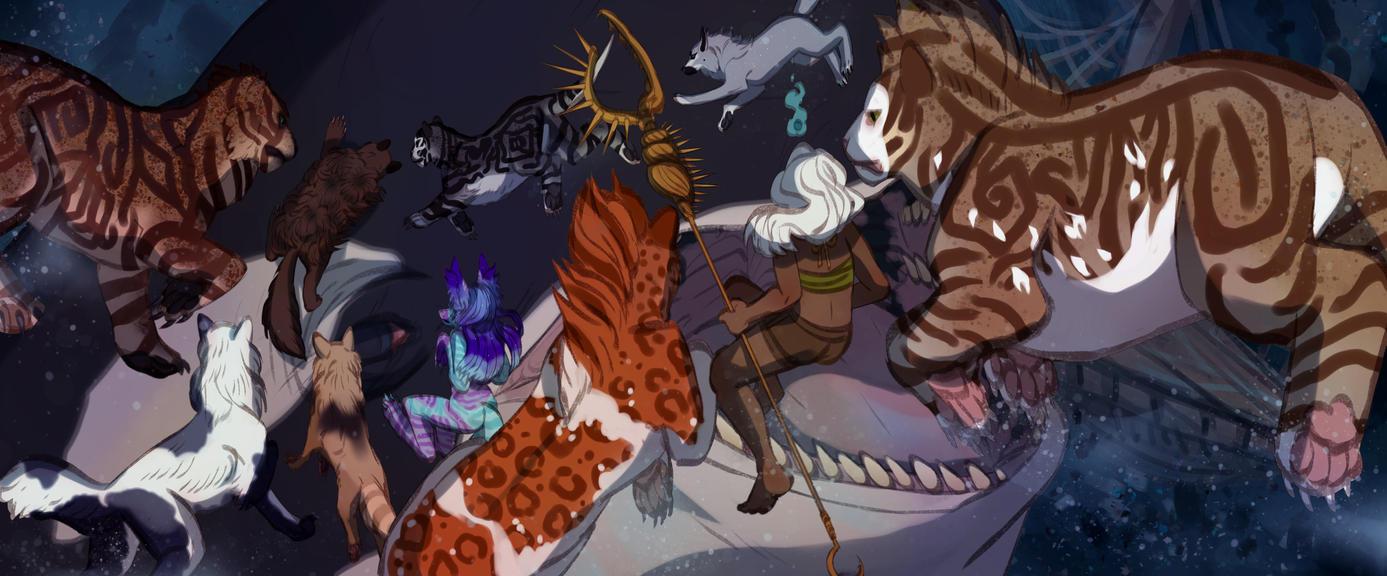 Rhedyn's Wrath by FishedFight