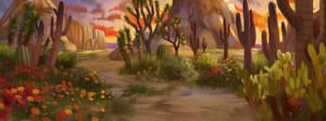 Desert's Spring