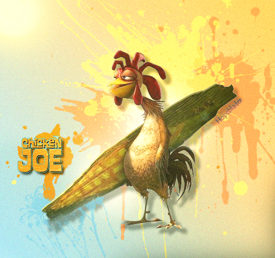 chicken joe. by hopeblader on DeviantArt