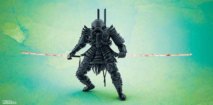 Samurai :: Black II