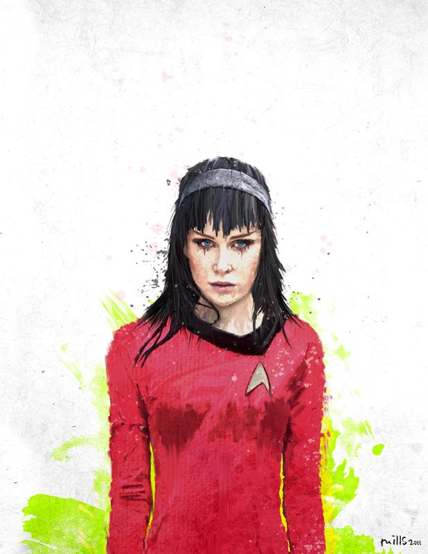 Star Trek 02 by Matt-Mills