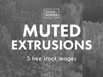 Muted Extrusions: 5 Free Stock Images by Matt-Mills
