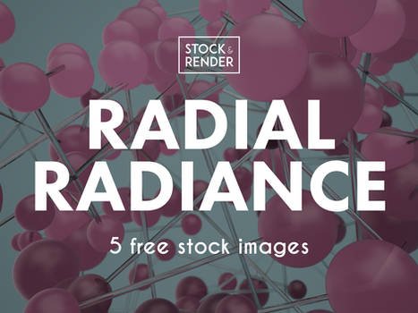 Radial Radiance: 5 Free Stock Images