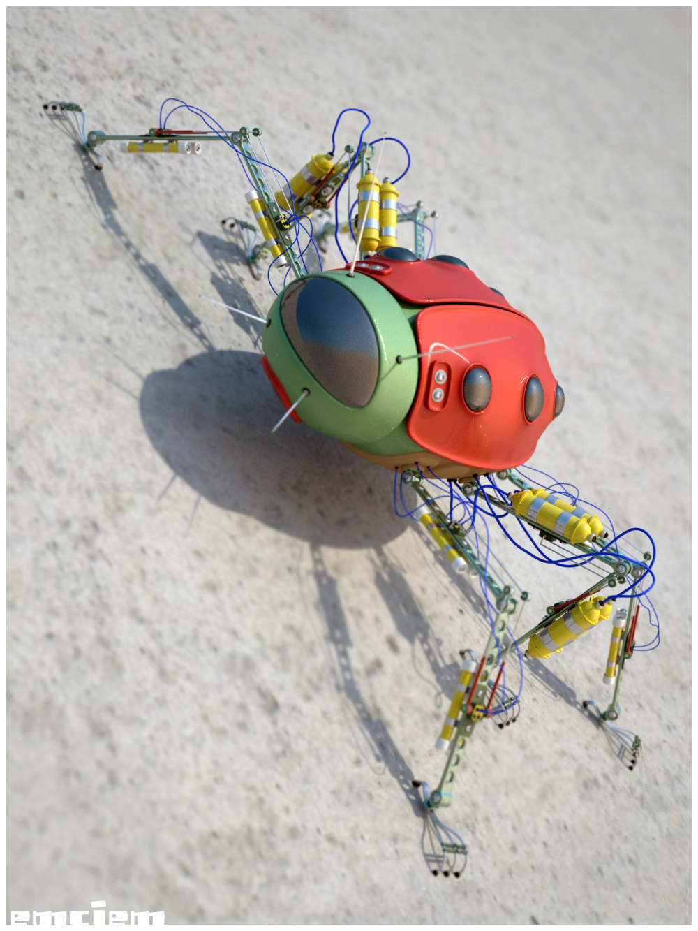 Googlebot by Matt-Mills