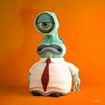 Mr. Eyesly