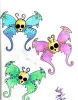 skull-a-flies by omfgxxitsashley