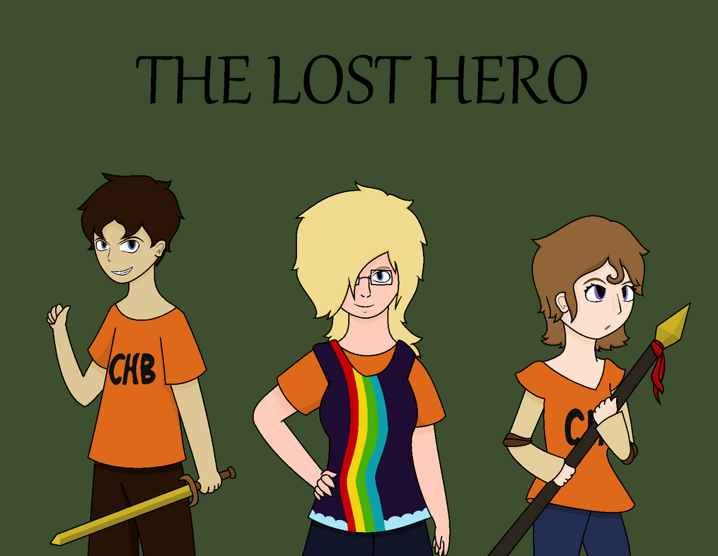 the gallery for gt the lost hero cover