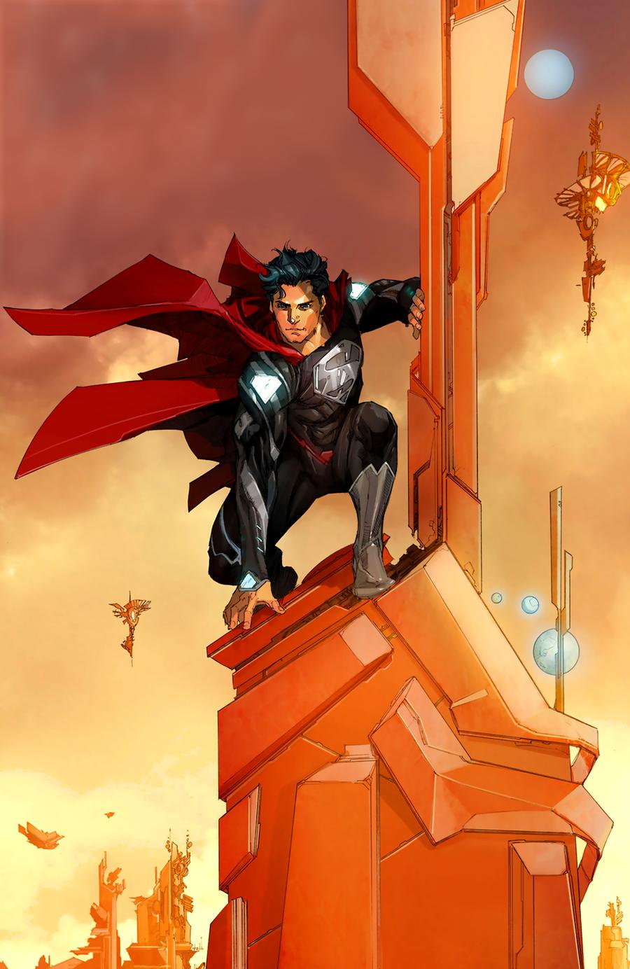 Kal-El Of Krypton by JosephCAW