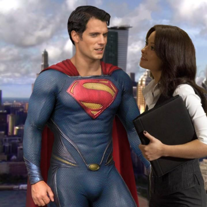 Lois lane superman