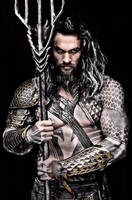 Jason Momoa as The King Of The Seven Seas by JosephCAW