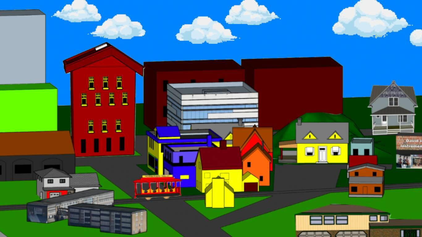 Mister Rogers Neighborhood By Babylambcartoons On Deviantart
