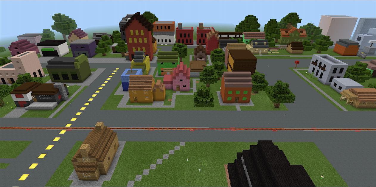 Mister Rogers Neighborhood Minecraft Version By Babylambcartoons On Deviantart