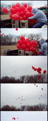 99 Red Balloons by WTFruDoin