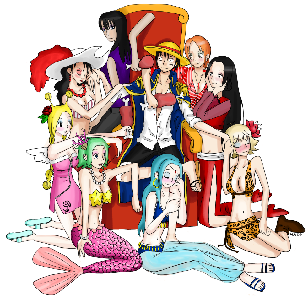 Anime & Manga / Launcher Of A Thousand Ships - TV Tropes