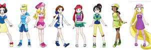 Pokemon Princesses