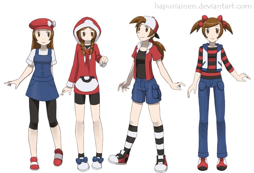 Manga Tomboy Outfits Lyra alt outfit...