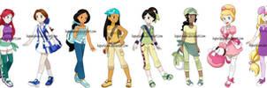 Pokemon Princesses 8