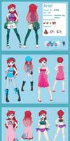 Pokemon trainer Ariel