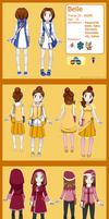 Pokemon Trainer Belle