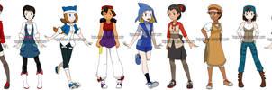 Pokemon Princes genderbend