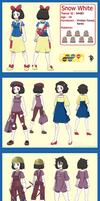 Pokemon Trainer Snow White