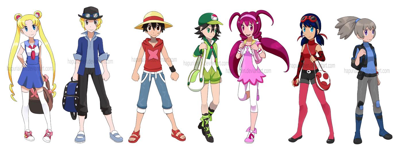 Kids Designer Pokemon Shoes