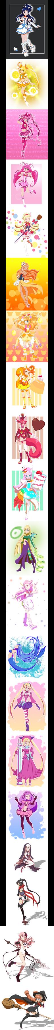 Magical girls 7