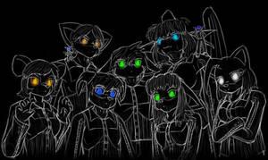 100 Themes - 004 Dark by AlloyRabbit