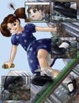 Com - Maddie's train stomp funtime by AlloyRabbit