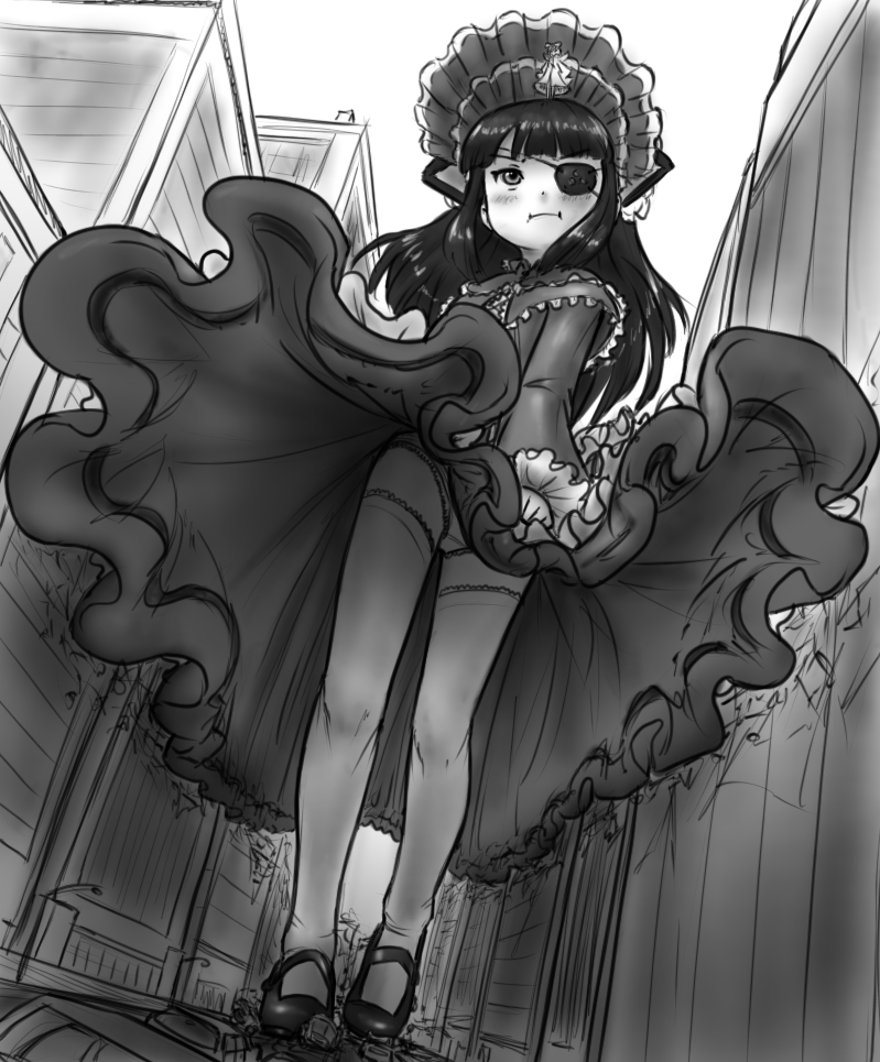 The Poofiest Dress By AlloyRabbit On DeviantArt