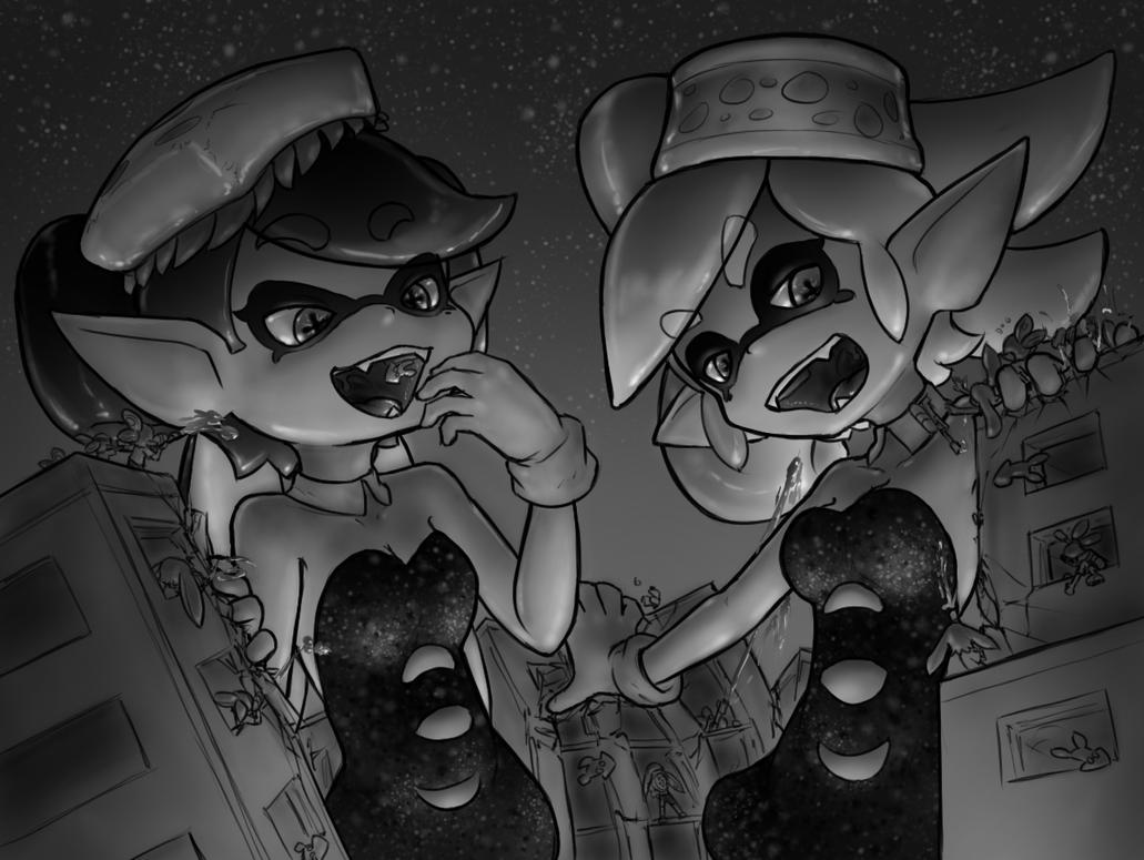 Crushy And Maulie By AlloyRabbit On DeviantArt