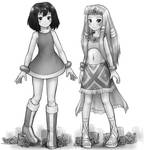 Reamy and Matilkal
