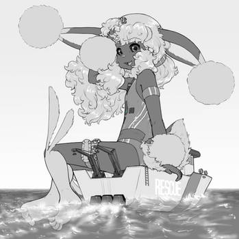 Rescuebun by AlloyRabbit