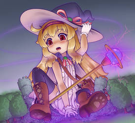 not so little witch Nobeta