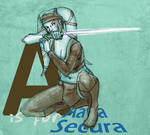 A is for Aayla Secura