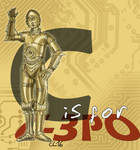 C is for C3po