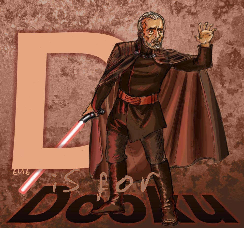 D for Dooku