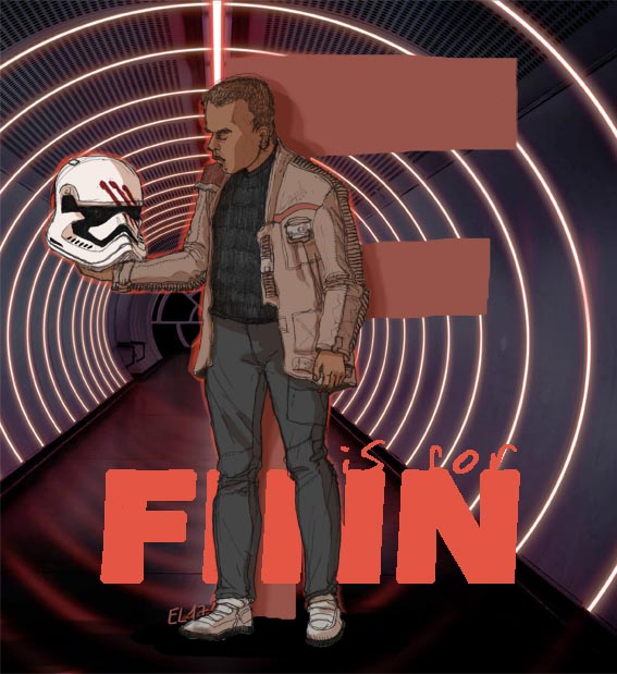 F is for FINN by Emilie-la-vraie