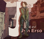 J is for Jyn Erso
