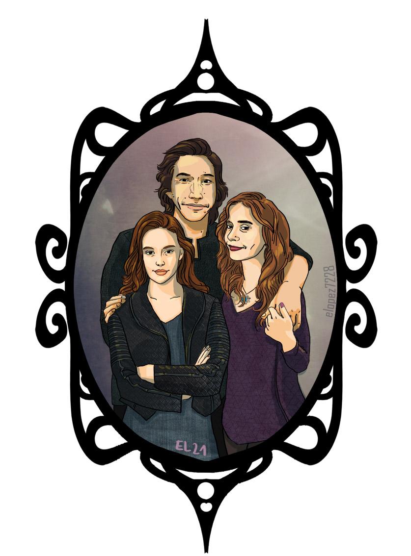 Amara+ben family
