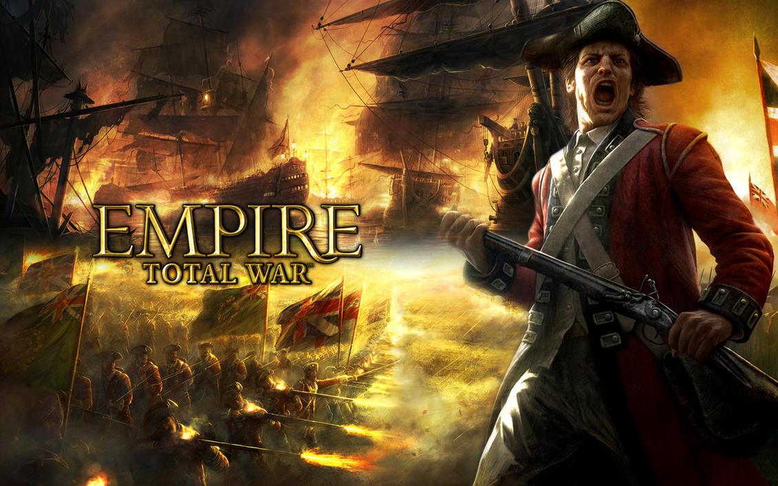Empire total war обои - mimege.ru.
