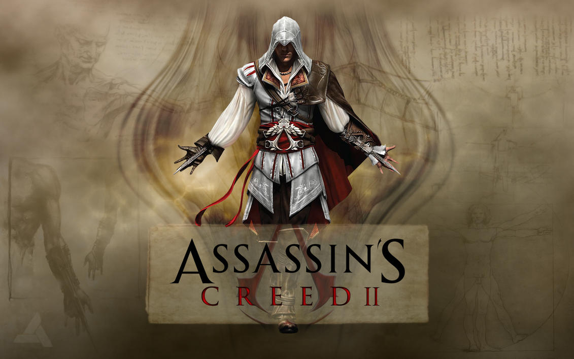 ezio assassins creed ii - photo #23