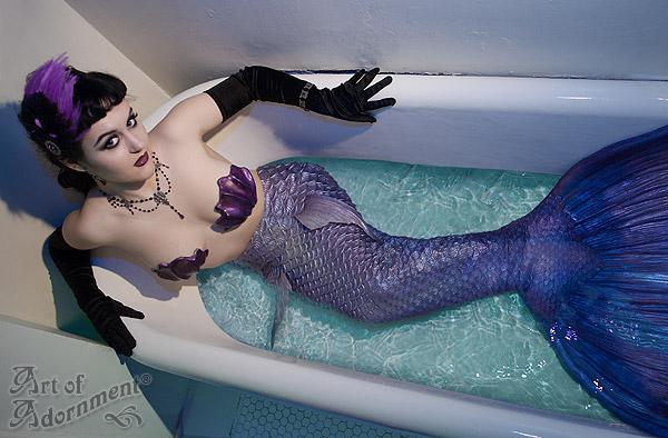 Mermaid by ArtOfAdornment