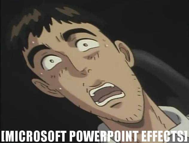initial d meme ms powerpoint effects by killerdragon558